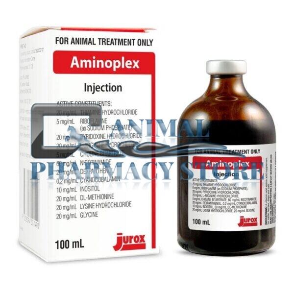 Buy Aminoplex Injection 100ml Online