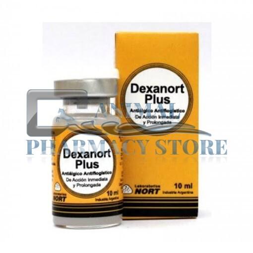 Buy Dexanort Plus 10ml Online