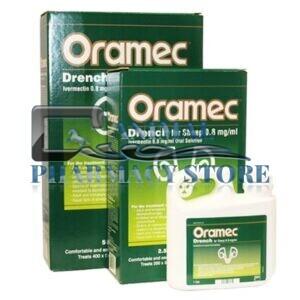 Buy Oramec 0.8mg/ml 5L Online