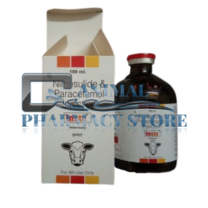 Nimesulide Paracetamol Injection